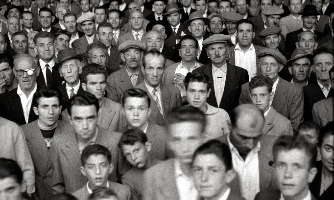 FACCE - RUTIGLIANO, 1956