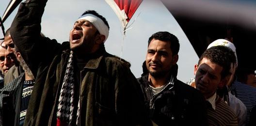Tahrir - Liberation Square
