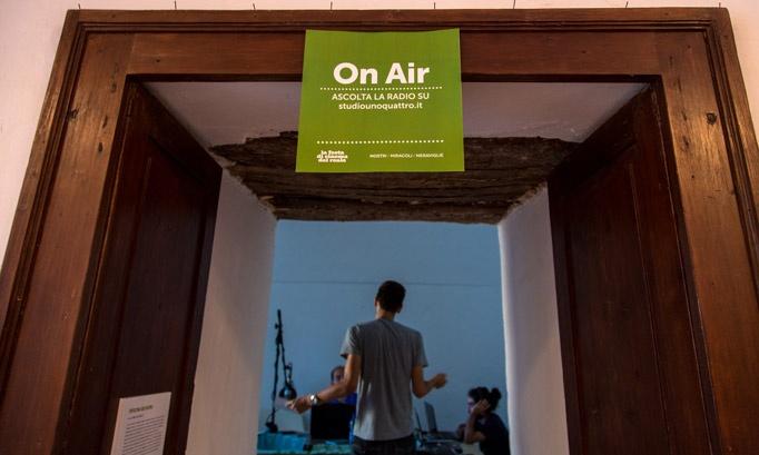 Officina dei suoni / La radio di Cinema del reale
