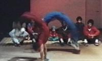 Breakdance test