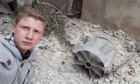 Tweet from Ghouta