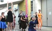 Danzare il reale - Movimenti di massa