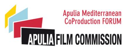 APULIA MEDITERRANEAN COPRODUCTION FORUM