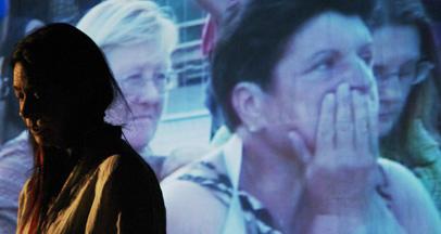 Il Terremoto delle donne: voci e visioni dall'Aquila